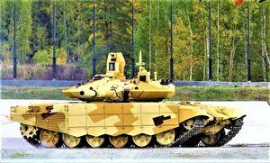 Lý do Ai Cập 'chấm' xe tăng bay T-90MS của Nga