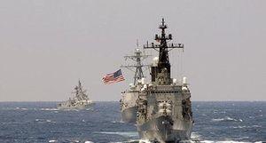 Mỹ - Nhật tập trận tại Biển Đông: Vì những mối lo chung