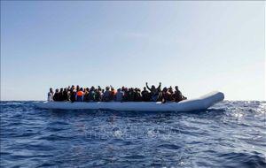 Đức kêu gọi thành viên EU nhất trí về thỏa thuận tiếp nhận người di cư