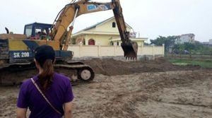 Phú Xuyên cương quyết xử lý vi phạm đất đai, xây dựng