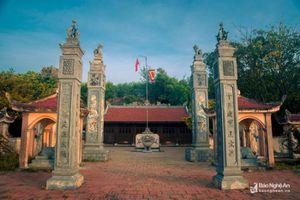 Hội thảo khao học ' Bảo tồn và Phát huy giá trị lịch sử văn hóa di tích Đền Quy Lĩnh gắn với phát triển du lịch'