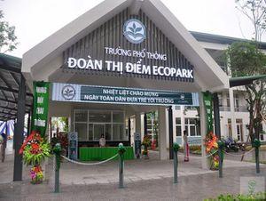 Trường Đoàn Thị Điểm Greenfield Ecopark: Trường tăng thu kịch sàn – phụ huynh hoang mang lo lắng
