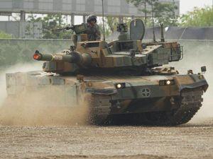 Hàn Quốc giảm yếu tố nước ngoài trong xe tăng K2 Black Panther