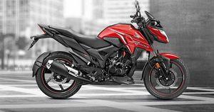 Xe côn tay Honda X Blade 162cc chính thức ra mắt, giá chỉ từ 33 triệu đồng