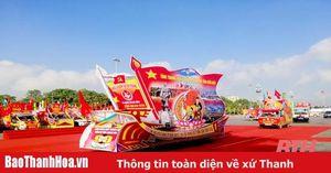 Liên hoan tuyên truyền cổ động tỉnh Thanh Hóa năm 2020: 'Đảng là niềm tin tất thắng'