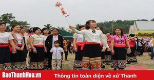 Huyện Thường Xuân bảo tồn và phát huy các giá trị văn hóa truyền thống gắn với phát triển du lịch