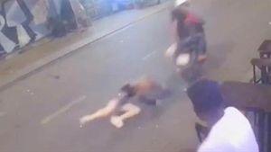 Cướp kéo lê cô gái ở phố Tây: Đành phải buông tay
