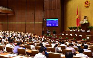 Trình Quốc hội thông qua thông qua 10 Luật