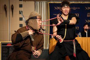 Ngôi trường đào tạo thạc sĩ ninja đầu tiên ở Nhật Bản