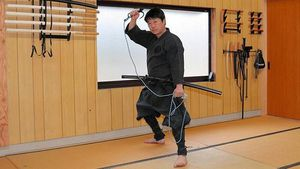 Nhật Bản lần đầu tiên đào tạo thạc sĩ Ninja