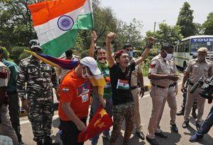 Ấn Độ đã sẵn sàng chơi 'quân bài Tây Tạng' để đấu với Trung Quốc?