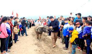 Lai Châu: Than Uyên miền giàu truyền thống văn hóa