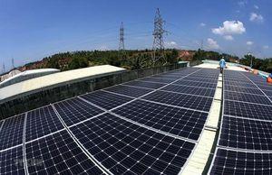 Hỗ trợ, tạo điều kiện để các nhà máy điện mặt trời phát điện vận hành thương mại