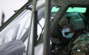 Rơi trực thăng tại Colombia, chín binh sĩ thiệt mạng