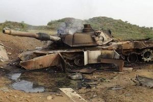Vụ bắn nhầm hy hữu giữa hai xe tăng M1 Abrams của Mỹ