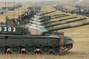 Trung Quốc có quân đội mạnh hàng đầu thế giới, nhưng Mỹ có một lợi thế lớn