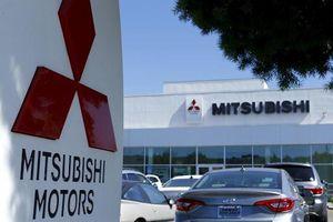 Mitsubishi dự tính thua lỗ 3,4 tỷ USD trong tài khóa hiện nay