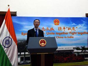 Bất chấp căng thẳng, Trung Quốc kêu gọi Ấn Độ hợp tác chống Mỹ