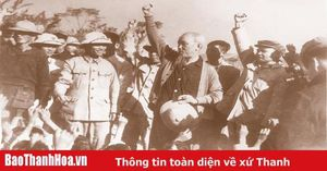 Sự quan tâm của Chủ tịch Hồ Chí Minh và các đồng chí lãnh đạo Đảng, Nhà nước đối với Đảng bộ và Nhân dân Thanh Hóa