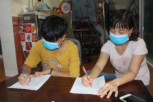Thái Bình giám sát hơn 1.000 người từ Đà Nẵng trở về