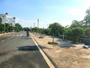 Bãi rác thành công viên nhờ công sức của dân