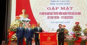 Chuyển tải tốt những chủ trương, đường lối của Đảng tới nhân dân