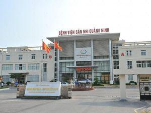Bệnh viện Sản Nhi Quảng Ninh đạt danh hiệu Thực hành nuôi con bằng sữa mẹ xuất sắc