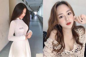 Sắc màu SV 31/7: Nữ sinh mặc áo dài 'đẹp nhất mạng xã hội'