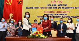 WB viện trợ Việt Nam hơn 6,2 triệu USD để xét nghiệm dịch COVID-19