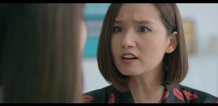 'Tình yêu và tham vọng' tập 40: Tuệ Lâm và Linh cãi nhau căng thẳng