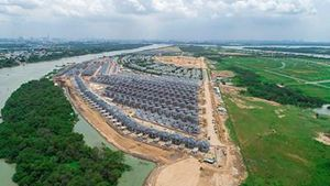 Tập đoàn Xây dựng Hòa Bình: Thi công dự án mới tại Móng Cái và Nhơn Trạch