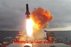 Lý do đầy bất ngờ khiến Liên Xô đưa tên lửa P-700 Granit lên tàu sân bay