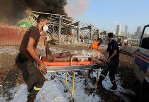 Lebanon: Beirut quay cuồng sau thảm họa khiến ít nhất 135 người thiệt mạng
