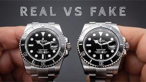 Giải mã 'bí ẩn' khiến đồng hồ Rolex không thể làm giả