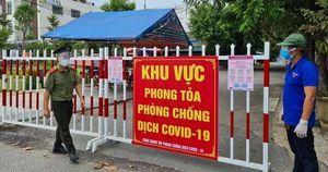8 ca Covid-19 ở Quảng Nam: Dự đám tang, đám giỗ, ăn nhậu, đi nhiều chợ...
