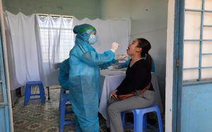 Lịch trình tám ca bệnh Covid-19 mới tại Quảng Nam