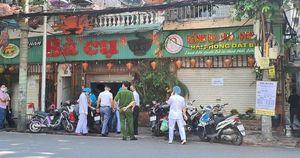 7 nhân viên quán bánh đa Bà Cụ ở Hải Phòng có kết quả âm tính