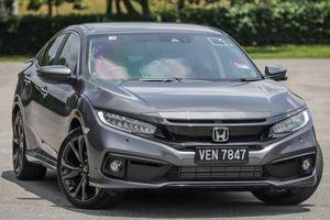 Honda Civic 2020 tại Malaysia được trang bị Honda Sensing