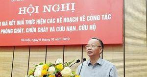 Phân công người điều hành UBND TP. Hà Nội thay ông Nguyễn Đức Chung