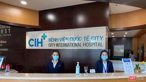 'Soi' cách BV Quốc tế City sàng lọc COVID-19 khi tiếp nhận bệnh nhân trở lại