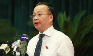 Hà Nội phân công người điều hành thay ông Nguyễn Đức Chung