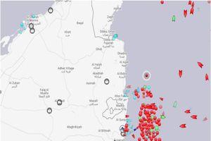 Mỹ cáo buộc Iran tấn công, chiếm tàu ở vùng Vịnh