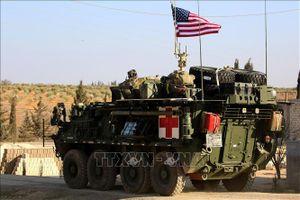 Chỉ huy CENTCOM: Mỹ không duy trì quân đội ở Syria mãi mãi
