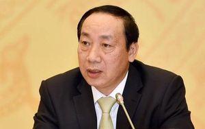 Khởi tố cựu Thứ trưởng GTVT Nguyễn Hồng Trường và 3 bị can