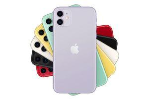 iPhone 11 là smartphone bán chạy nhất hiện nay