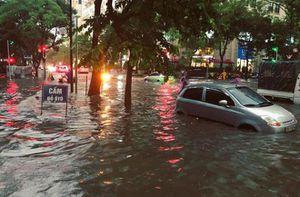 Hà Nội ứng phó với mưa lớn trên diện rộng