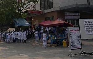Bệnh viện E hoạt động trở lại sau ca bệnh âm tính với SAR-CoV-2