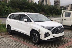 Hyundai Custo lộ diện 'bằng xương, bằng thịt' chờ ngày ra mắt