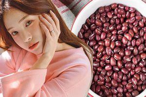 Học ngay 10 món ngon bổ dưỡng từ đậu đỏ