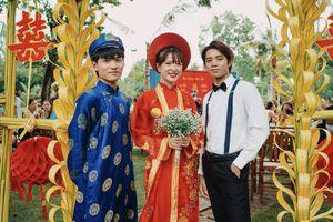Thành viên nhóm SGO48 vào vai cô dâu trong MV đậm chất miền Tây của X2X